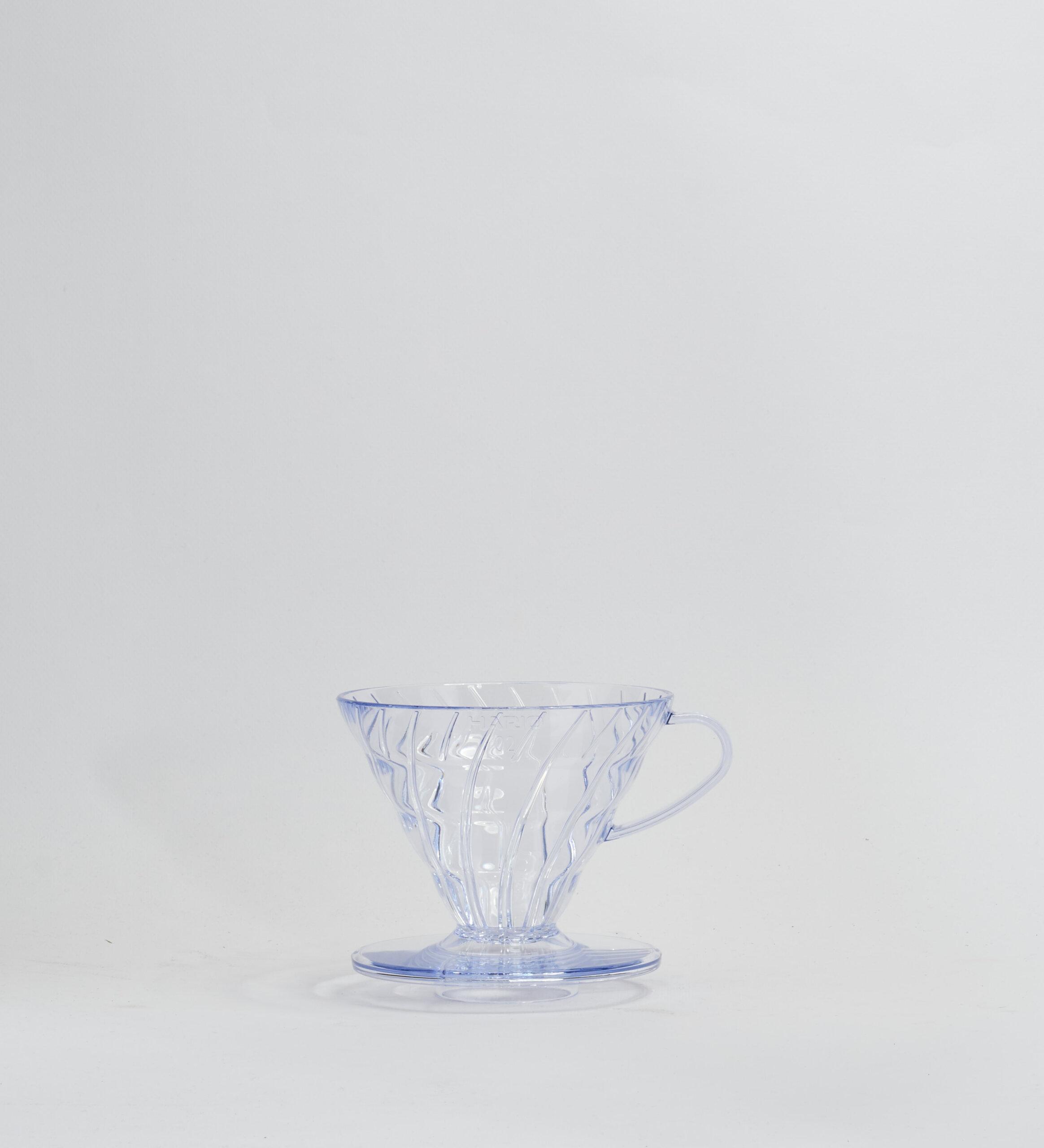 V60-02, Plastic Dripper, clear-prev-1