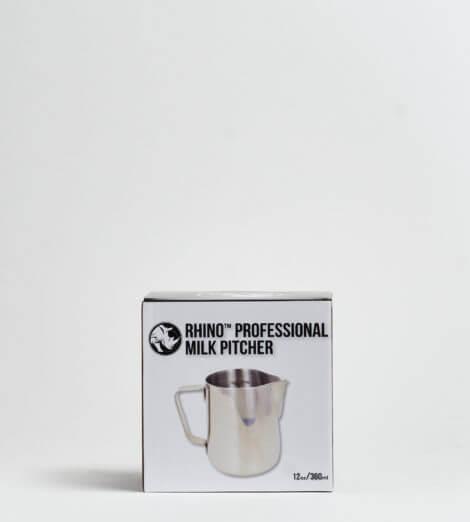 Milchkännchen Pro, Edelstahl-3