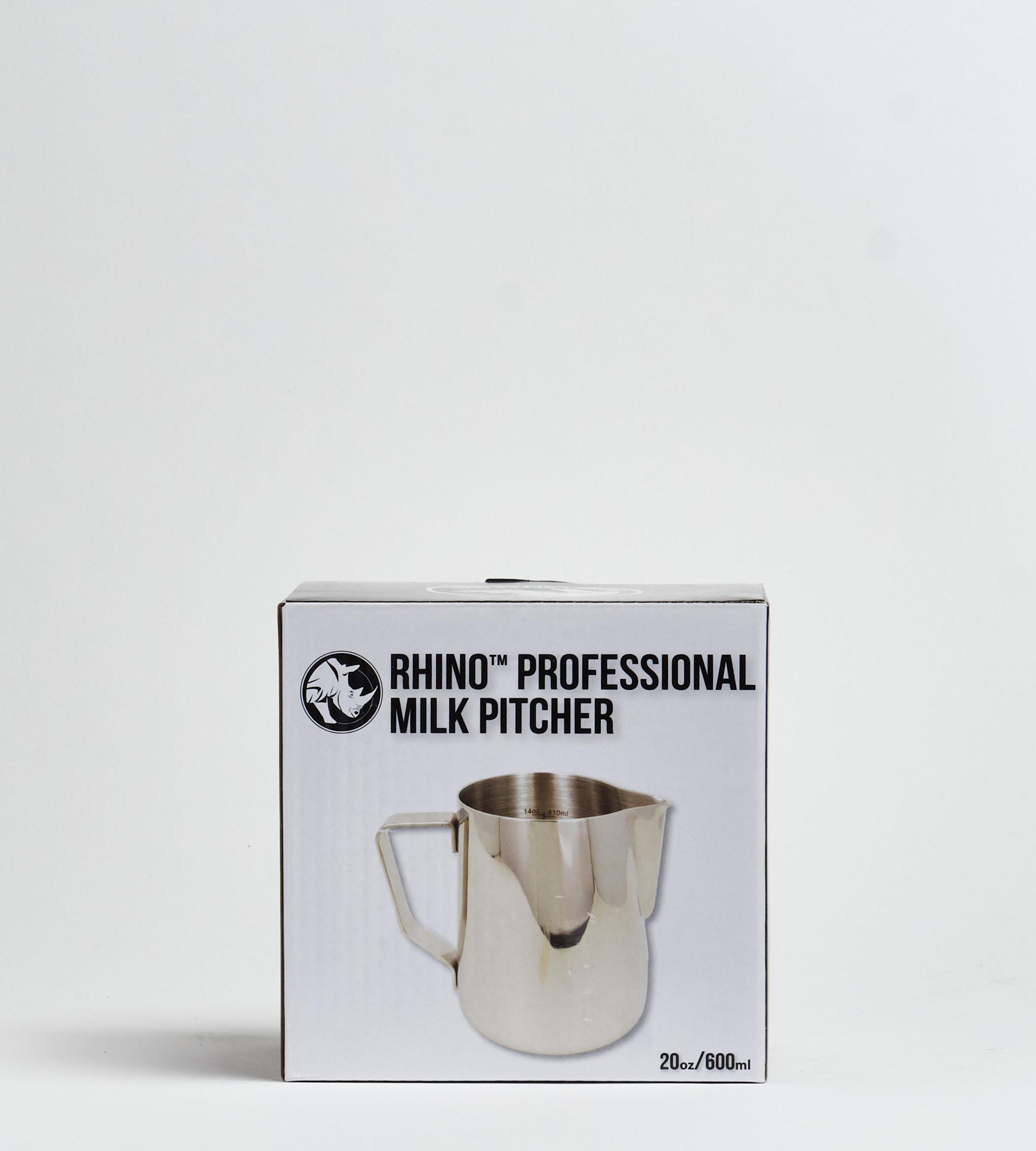 Milchkännchen Pro, Edelstahl-prev-3