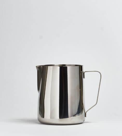 Milchkännchen Pro, Edelstahl-2