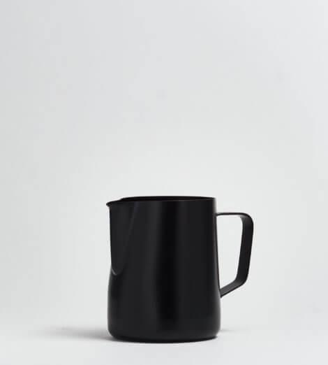 Milchkännchen, schwarz-2