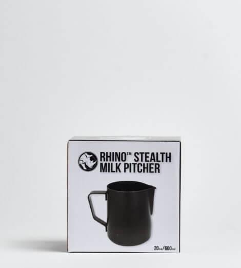 Milchkännchen, schwarz-3