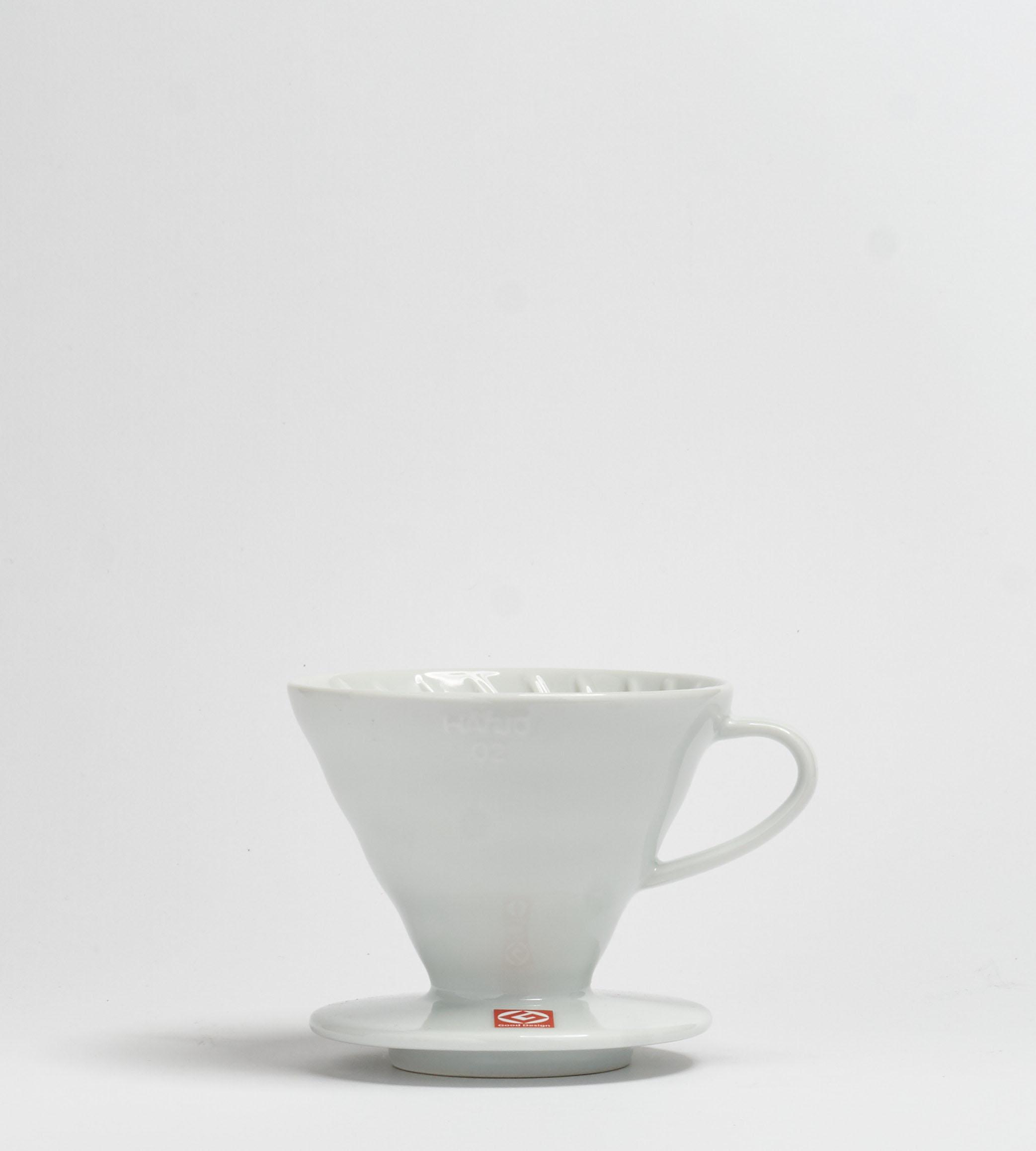 V60-02, Ceramic Dripper, white-prev-1