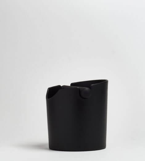 Knockbox, schwarz-3