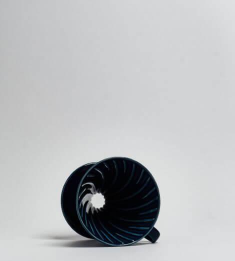 V60-02, Ceramic Dripper, indigo blue-2