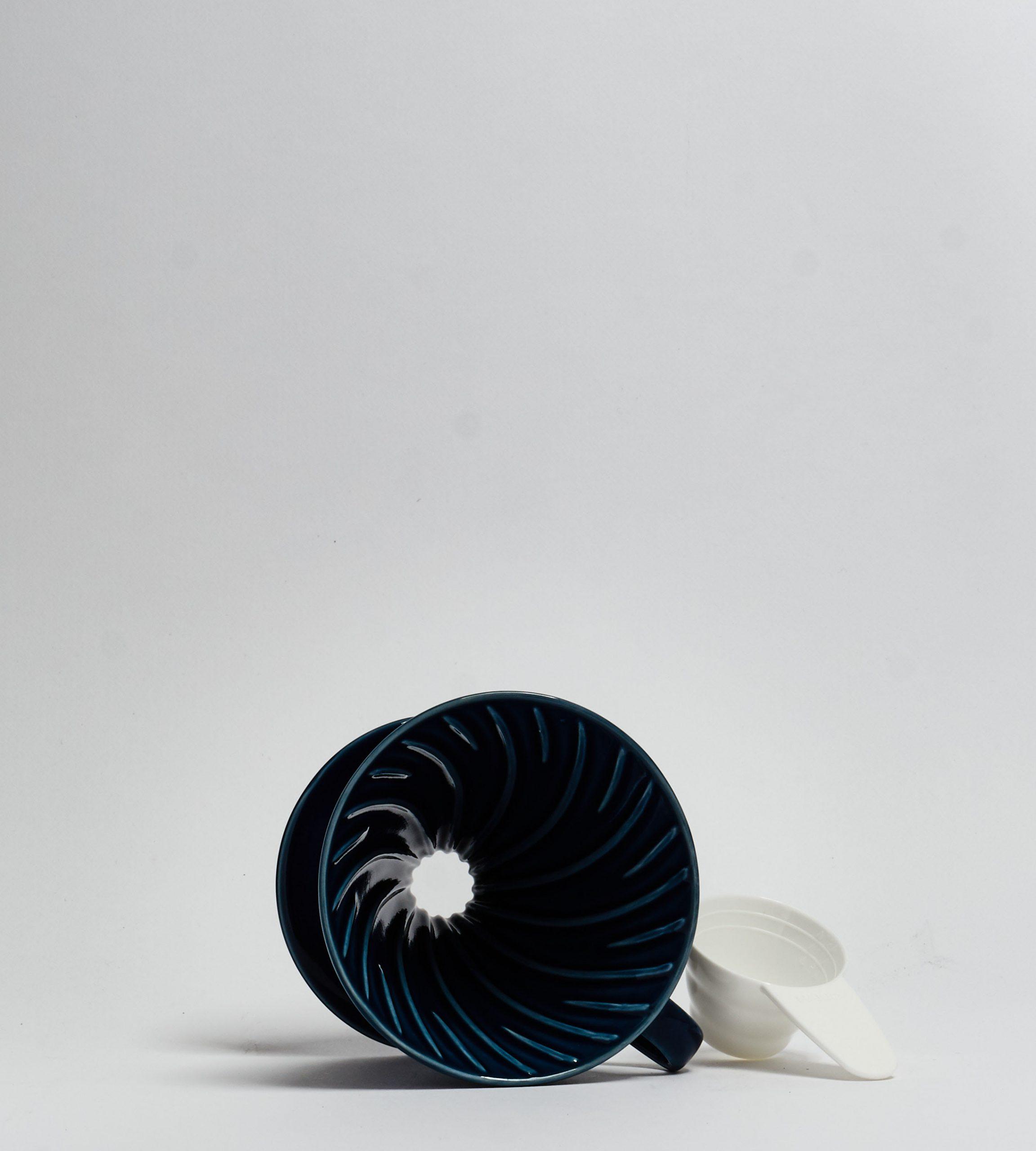 V60-02, Ceramic Dripper, indigo blue-prev-5