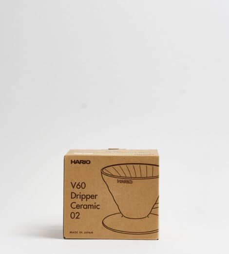 V60-02, Ceramic Dripper, indigo blue-6