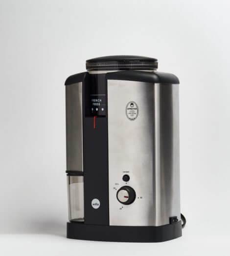 Svart, Elektrische Filterkaffeemühle