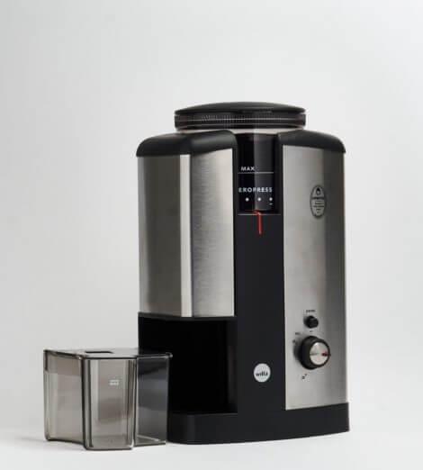 Svart, Elektrische Filterkaffeemühle-2