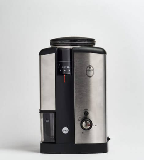 Svart, Elektrische Filterkaffeemühle-3