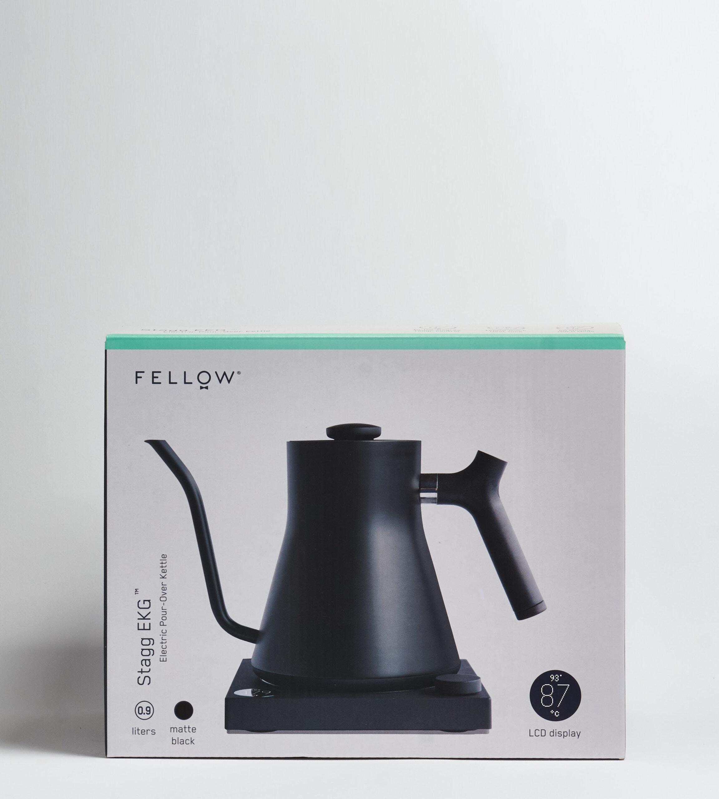 Stagg EKG, elektrischer Wasserkocher, mattschwarz-prev-5