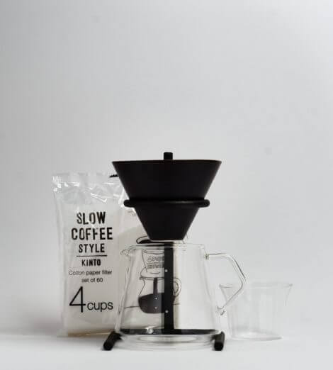Slow Coffee Style, Filter Set, 4 cups