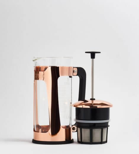 French Press, Kupfer-2