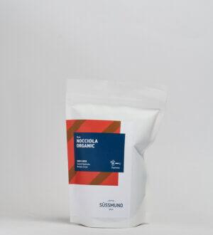 Nocciola Organic - Süssmund | Kaffeebohnen Kaffeeothek