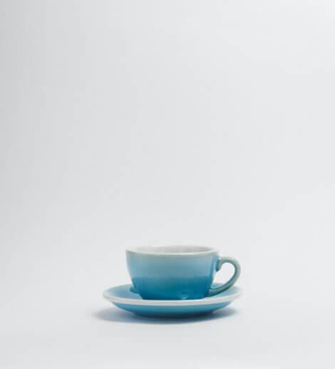 Egg Barista Tassen, Ice Blue-1