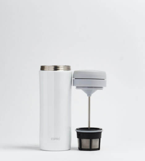 Travel French Press 350ml-3
