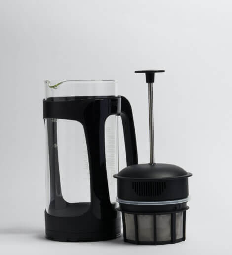 French Press, P3 Kunststoff 950ml-2