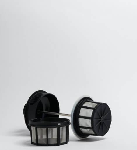 French Press, P3 Kunststoff 950ml-3