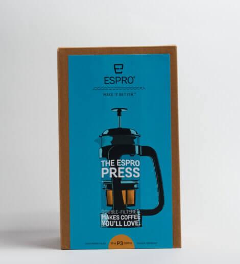 French Press, P3 Kunststoff 950ml-4