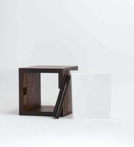 Knockbox, Holz-3