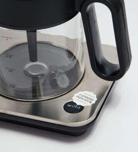 Classic Filterkaffeemaschine, Silver-5
