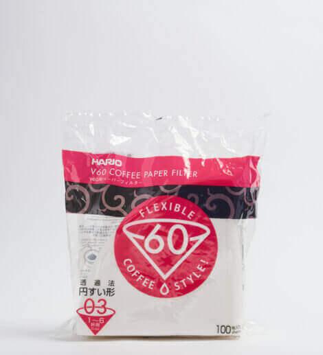 V60-03, Papierfilter, 100 Stück