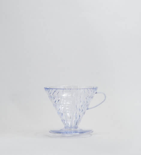 V60-03, Plastic Dripper, clear