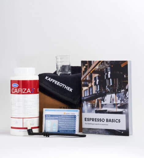 Starterbox, Espressomaschine