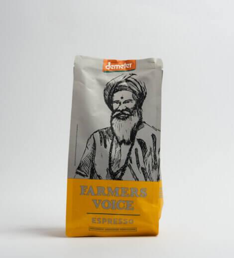 Indien Espresso, Demter